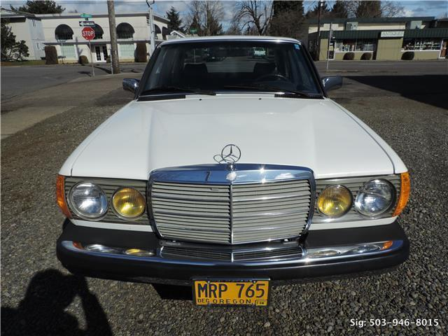 1984 mercedes benz 300d turbo diesel immaculate condition low miles no reserve for sale. Black Bedroom Furniture Sets. Home Design Ideas