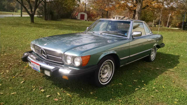 1984 mercedes benz 380sl low miles nice for sale for 1984 mercedes benz 380sl for sale