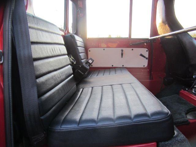 1984 Mercedes-Benz Unimog 406 DOKA Diesel 4-Door Pickup ...