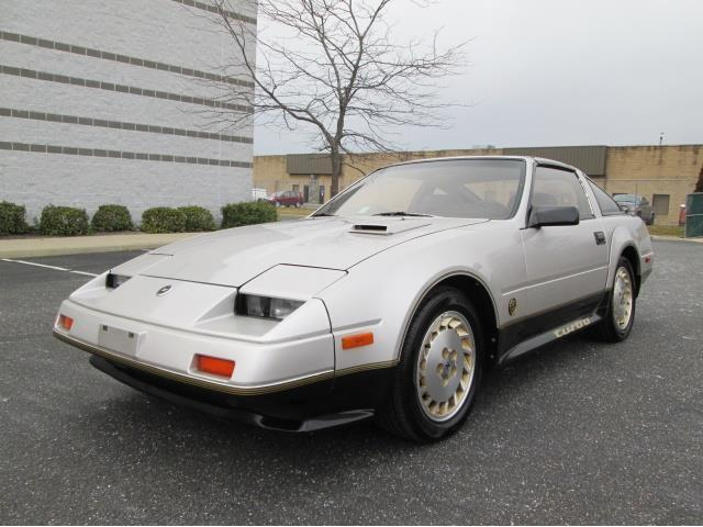 1984 nissan 300zx turbo anniversary edition 5 speed only 69k miles rare find for sale nissan. Black Bedroom Furniture Sets. Home Design Ideas