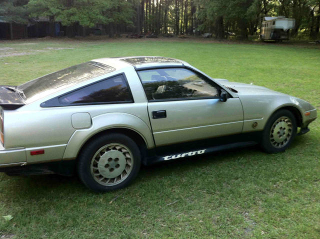 1984 nissan 300zx turbo coupe 2 door 3 0l 50th anniversary for sale nissan 300zx 1984 for sale. Black Bedroom Furniture Sets. Home Design Ideas