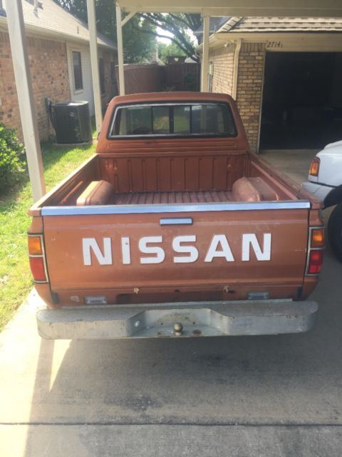 1984 Nissan 720 pickup for sale - Nissan Other Pickups ...