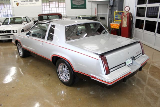 1984 Oldsmobile Cutlass Calais Calais Hurst Olds for sale