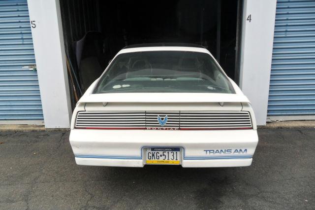 1984 Pontiac Firebird Trans Am Coupe 2-Door 5.0L ( 15TH ...