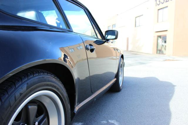 1984 Porsche 911 Coupe Sport Seats For Sale Porsche