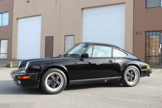 1984 Porsche 911 Coupe Sport Seats For Sale Porsche
