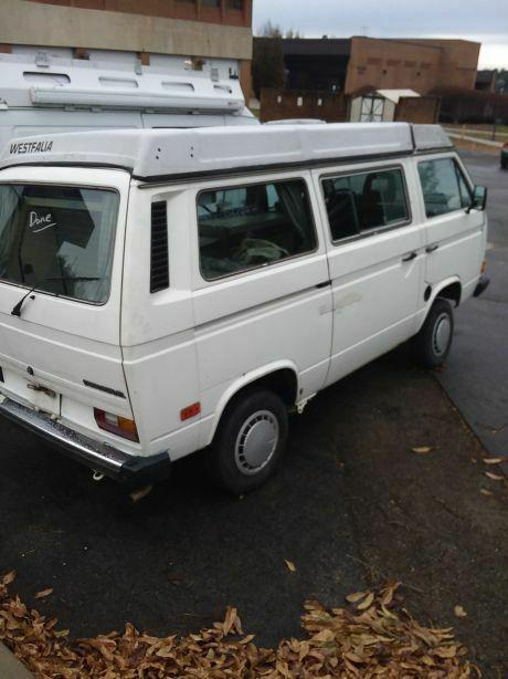 1984 Vanagon Westfalia Camper for sale - Volkswagen Bus