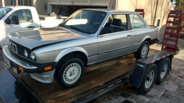 United Bmw Roswell >> 1985 325e 2 door roller chassis project race car for sale - BMW 3-Series 1985 for sale in Bowie ...