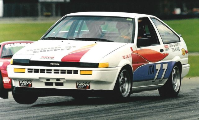 1985 Ae86 Toyota Corolla Trueno Race Car Scca It B For Sale Toyota Corolla 1985 For Sale In