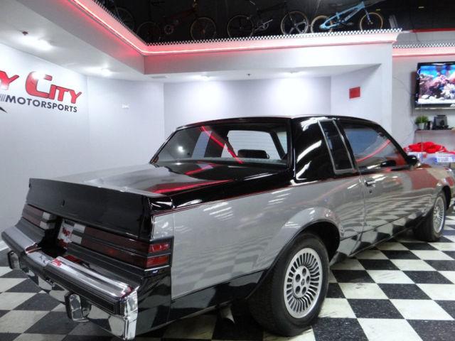 1985 buick regal t type grand national hardtop 3 8 turbo. Black Bedroom Furniture Sets. Home Design Ideas