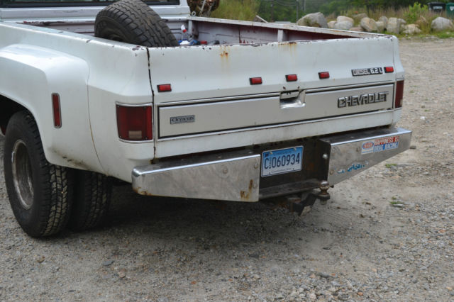 Chevy 6.2 Diesel Truck For Sale >> 1985 C30 Dually Chevy 6.2 Diesel Banks Turbocharger Crew Cab 5th Wheel Hitch for sale ...