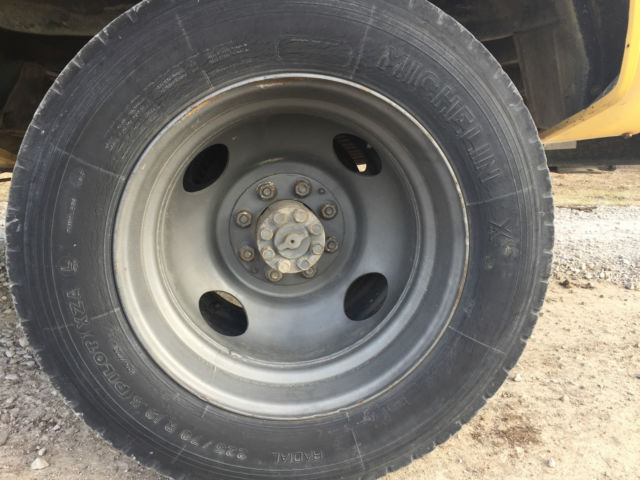 195 Tires Dually Wheels Autos Post