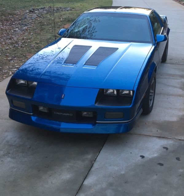 1985 Chevrolet Camaro Sport Coupe 2-Door For Sale