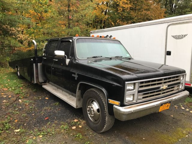 1985 chevrolet crew cab ramp truck for sale chevrolet other pickups 1985 for sale in cold. Black Bedroom Furniture Sets. Home Design Ideas