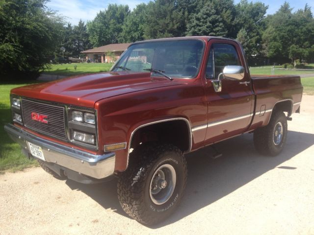 1985 chevrolet k10 4x4 truck silverado for sale chevrolet c k pickup 1500 1985 for sale in. Black Bedroom Furniture Sets. Home Design Ideas