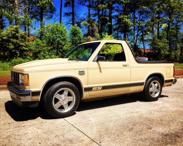 281488 1985 Chevrolet S10 Blazer Tahoe Edition 350 Swap Sbc S 10 S 15 Jimmy Gmc Custom