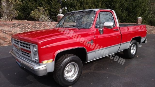1985 Chevrolet Silverado for sale at Old Town Automobile