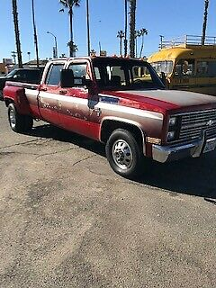 1985 gmc 3500 dually