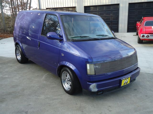 1985 chevy astro v 8 cargo van for sale chevrolet astro 1985 for sale in morristown tennessee. Black Bedroom Furniture Sets. Home Design Ideas