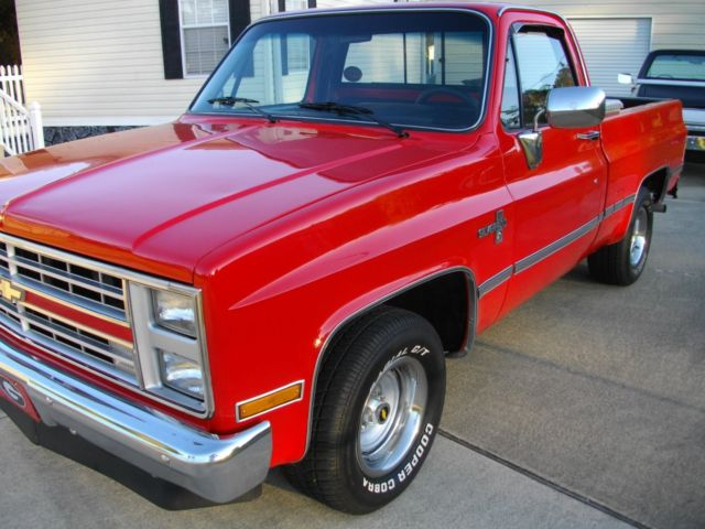 1985 chevy c10 pick up swb for sale chevrolet c k pickup 1500 1985 for sale in jacksonville. Black Bedroom Furniture Sets. Home Design Ideas
