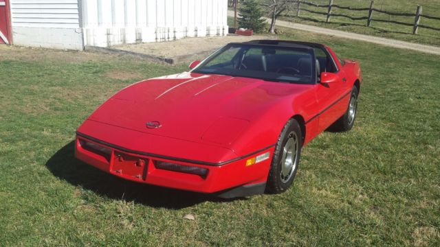 1985 chevy corvette for sale for sale chevrolet corvette coupe 1985. Cars Review. Best American Auto & Cars Review