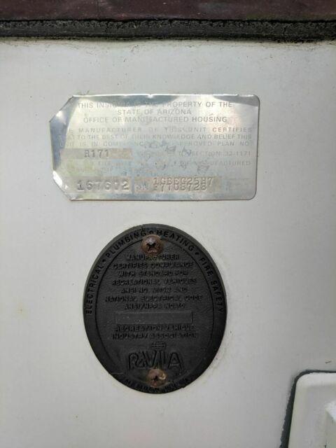 1985 Chevy g20 campervan pop top motorhome rare class B