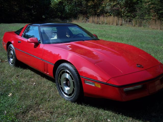 1985 corvette coupe for sale chevrolet corvette 1985 for sale in. Cars Review. Best American Auto & Cars Review