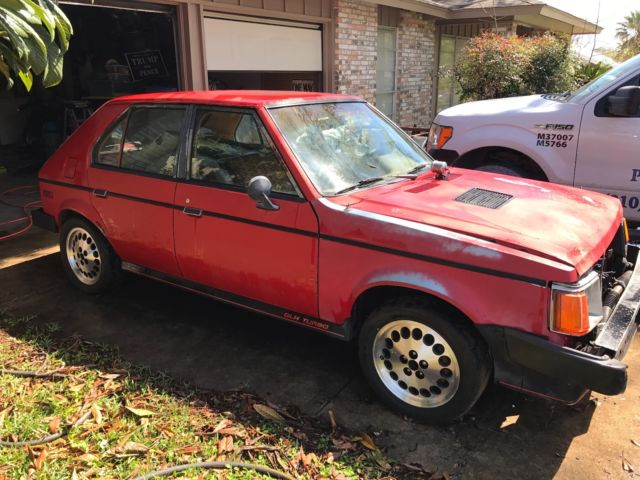 1985 dodge omni glh 1986 dodge omni glh for sale dodge omnis glh 1986 for sale in san. Black Bedroom Furniture Sets. Home Design Ideas