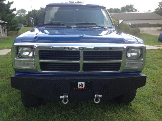 1985 dodge ram 1992 cummins diesel for sale dodge other pickups 1985 for sale in ada michigan. Black Bedroom Furniture Sets. Home Design Ideas