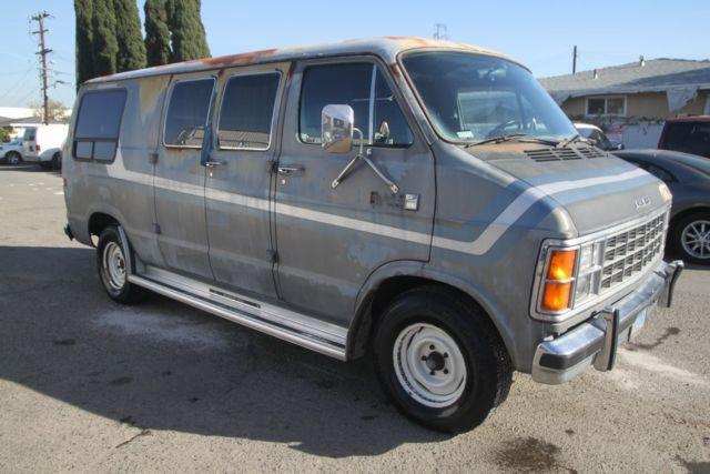 1985 dodge ram van automatic 8 cylinder no reserve for sale dodge ram van 1985 for sale in. Black Bedroom Furniture Sets. Home Design Ideas