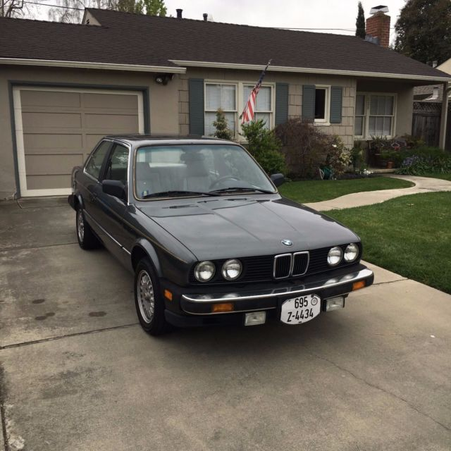 1985 e30 bmw 325e 5 speed manual 145k miles 2nd owner for sale bmw 3 series 325e 1985 for sale. Black Bedroom Furniture Sets. Home Design Ideas