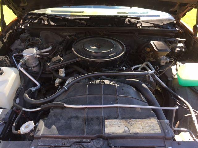 1985 El Camino 4 3l V6 For Sale Chevrolet El Camino 1985 For Sale In Gregory Michigan