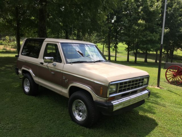 Fan That Blows Cold Air >> 1985 Ford Bronco 11 4X4 for sale - Ford Bronco 1985 for sale in Bells, Tennessee, United States