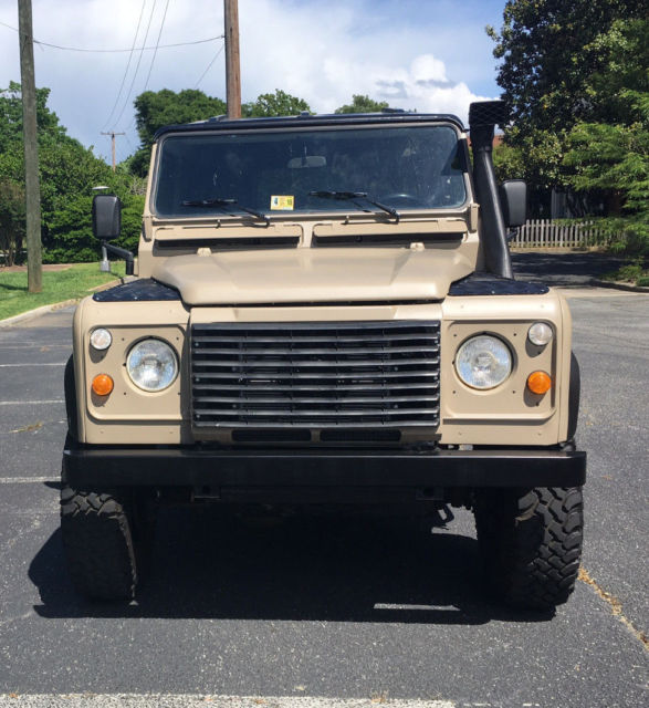 Land Rover Defender 110 For Sale: 1985 LHD Land Rover Defender 110