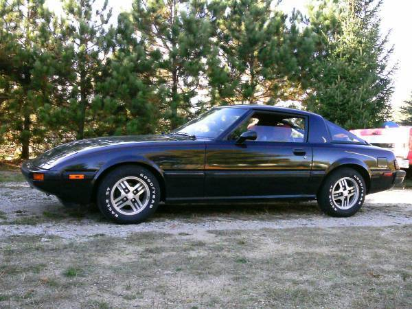 Mazda Wankel Engine For Sale 1985 Mazda Rx7 Gs Coupe Cc