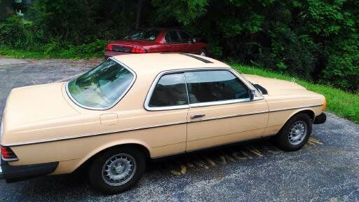 1985 mercedes 300cd w123 coupe for sale - Mercedes-Benz 300