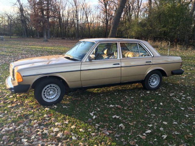 1985 mercedes 300d 43000 miles one owner car for sale for 1985 mercedes benz 300d