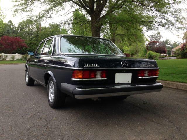 1985 mercedes 300dt for sale mercedes benz 300 series for Mercedes benz westwood