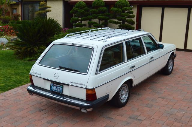 1985 mercedes 300td turbo diesel wagon 118k miles for 1985 mercedes benz 300td wagon for sale