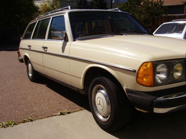 1985 mercedes benz 300 series 300td turbo wagon original for 1985 mercedes benz 300td wagon for sale