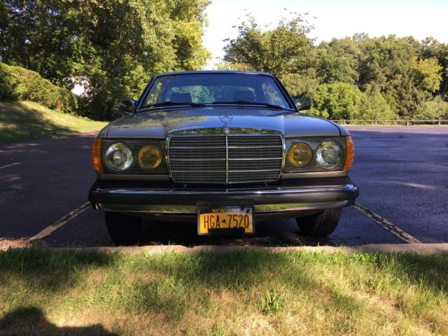 1985 mercedes benz 300cd excellent condition new price for Mercedes benz 300 price