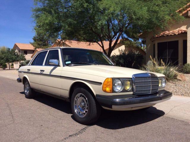 1985 mercedes benz 300d original owner for sale mercedes for Mercedes benz 300d for sale