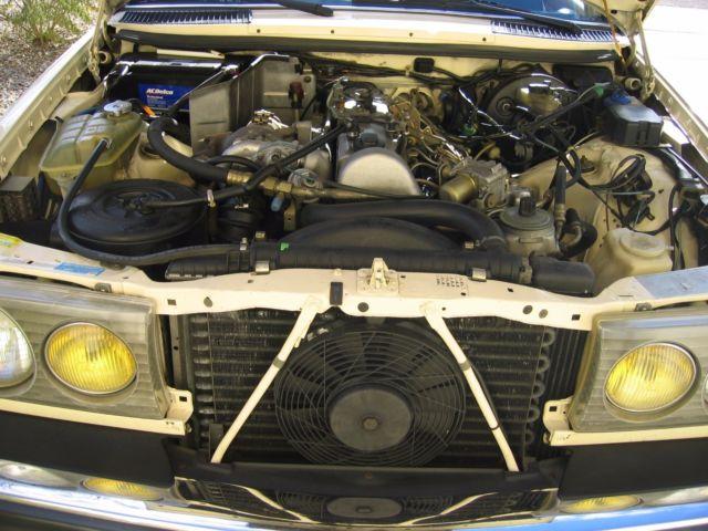 1985 mercedes benz 300d original owner for sale mercedes for Mercedes benz 300d engine for sale