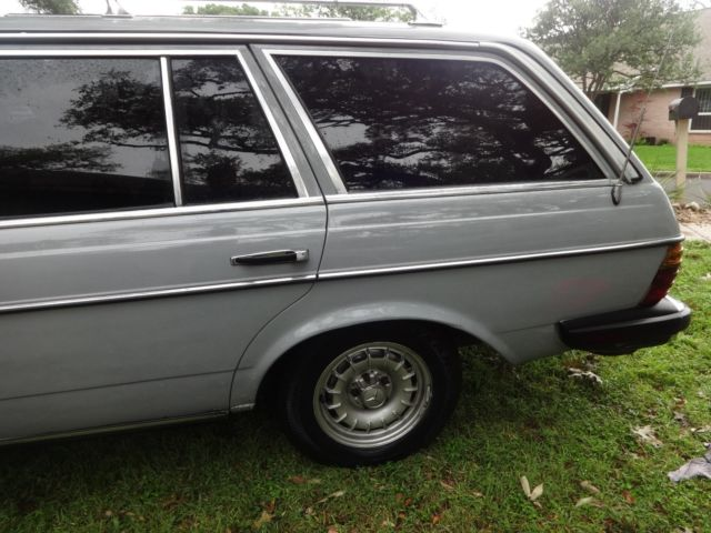 1985 mercedes benz 300td diesel wagon for sale mercedes for Mercedes benz diesel for sale