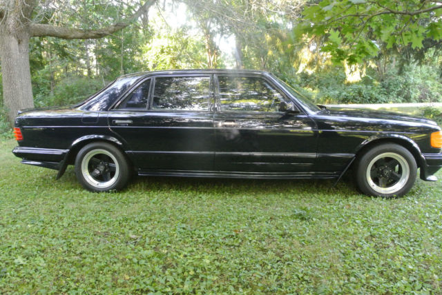1985 mercedes benz 500sel amg for sale mercedes benz 500 for 1985 mercedes benz 500sel