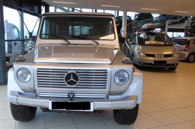 mercedes benz g class 5 doors station wagon for sale mercedes benz g. Black Bedroom Furniture Sets. Home Design Ideas