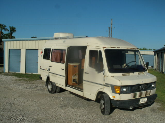 1985 mercedes benz t1 sprinter rv wohnmobil van camper for