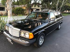 1985 mercedes wagon 300td t for sale mercedes benz 300 series 1985 for sale in costa mesa. Black Bedroom Furniture Sets. Home Design Ideas
