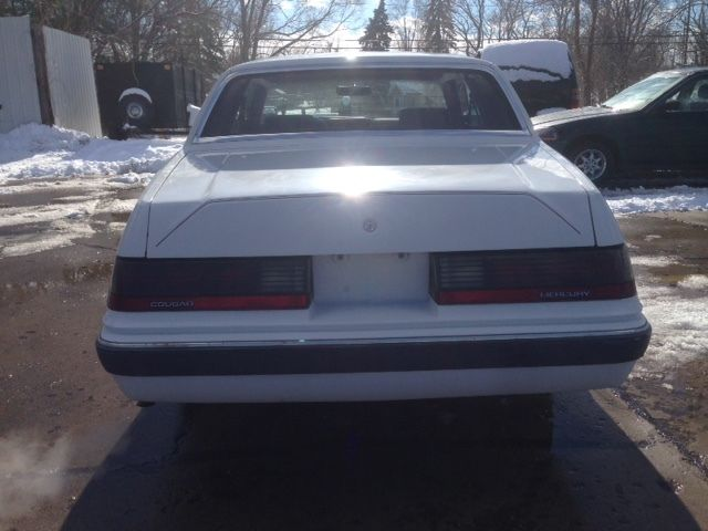 1985 Mercury Cougar One Senior Lady Owner Show Room