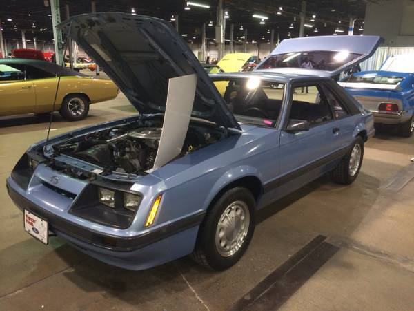 1985 mustang for sale ford mustang 1985 for sale in round lake illinois united states. Black Bedroom Furniture Sets. Home Design Ideas